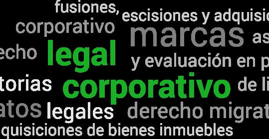 Servicios Legal-Corporativo